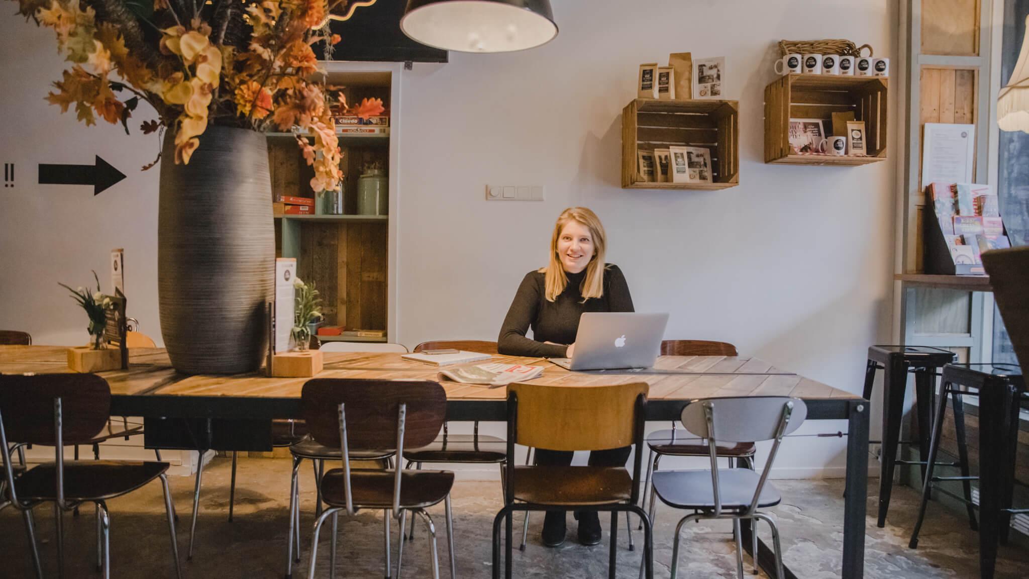 SEO-coach voor ondernemers Gabriella van Rosmalen